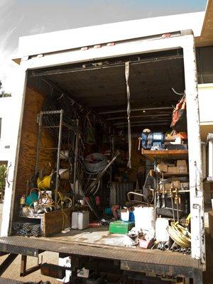 Box Truck Torsion Spring Repair San Diego