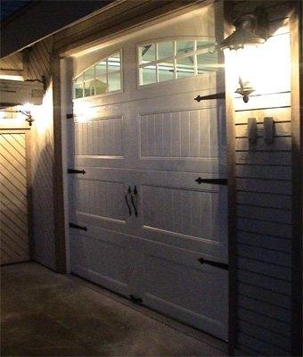 Double Single Clopay Garage Door Installation In Encinitas Ca