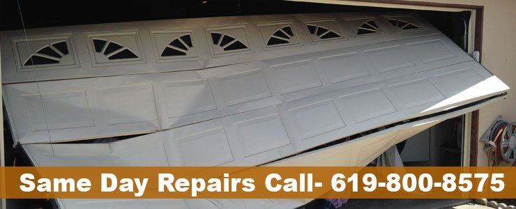 San Diego Garage door repair