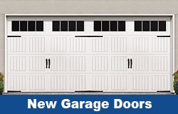 new garage doors installation san diego