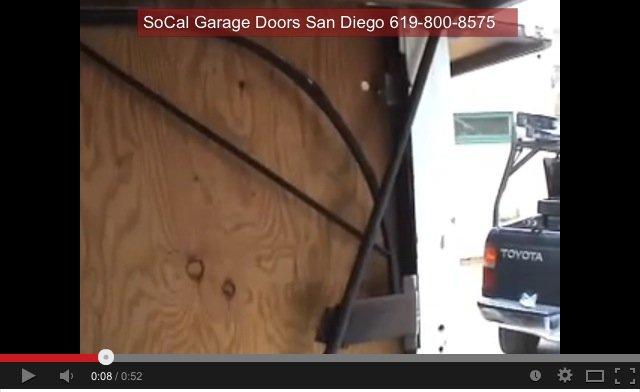 1 Piece Garage Door Hardware Replacement