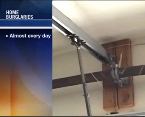 Garage Door Break Ins And Prevention San Diego Garage