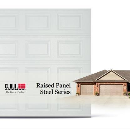 C.H.I. Garage Door U2013 Raised Panel 2216