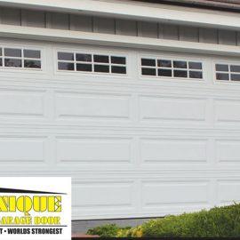 Bent Panel Garage Door Repair With Strut San Diego